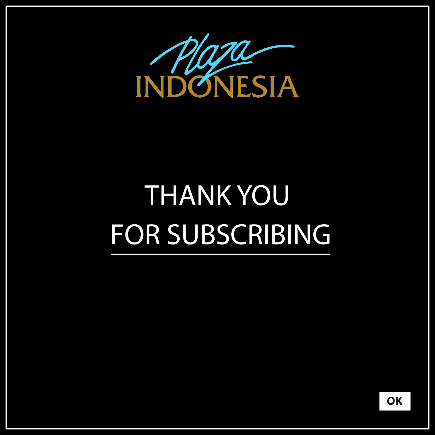 Plaza Indonesia Home Collection Voucher Map 100000 Bth Subscribe