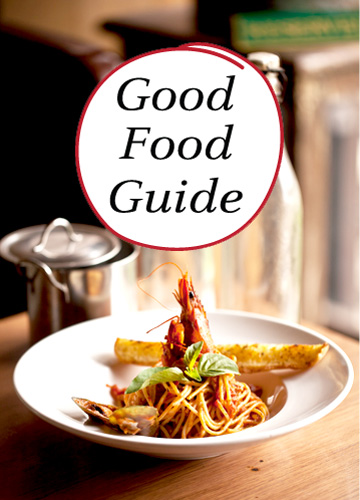 Promo Good Food Guide