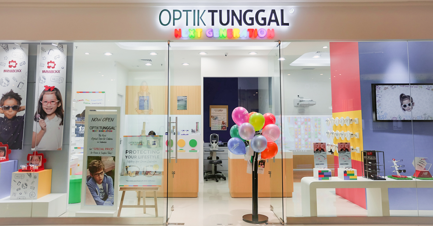 Optik Tunggal Next Generasi