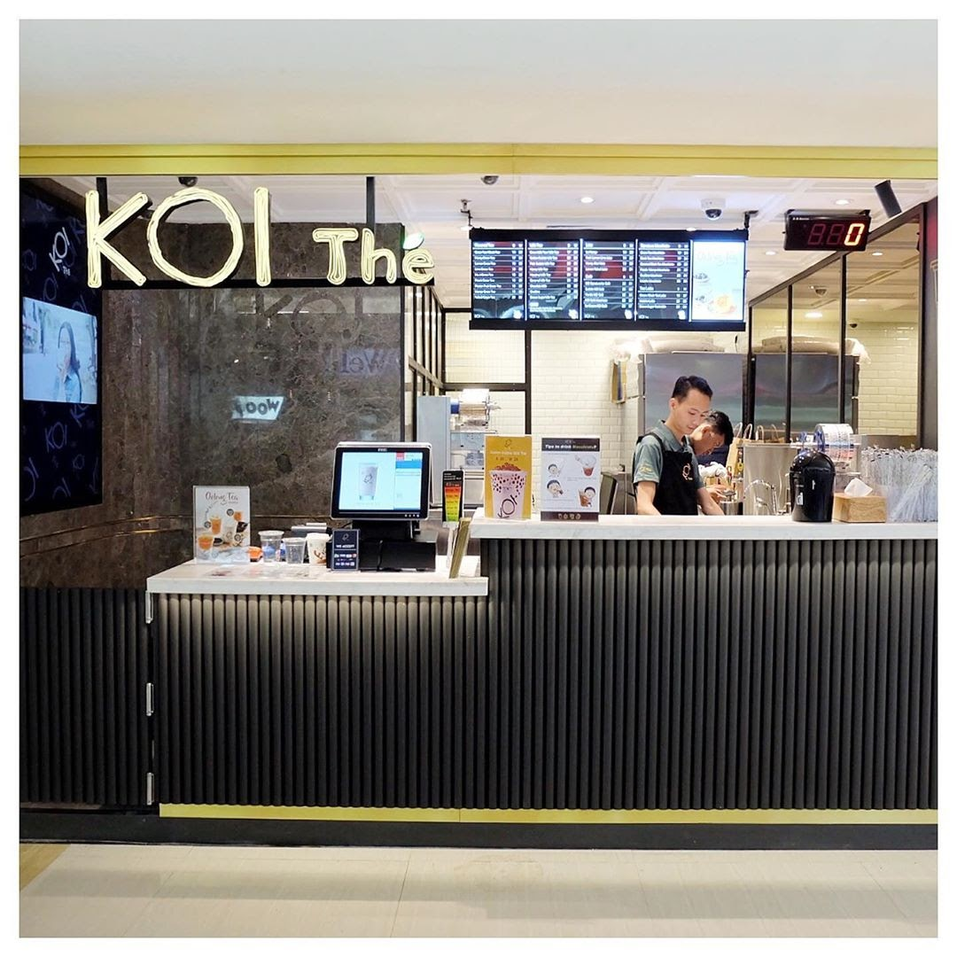 KOI The Cafe